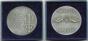 Настольная памятная медаль