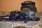 Срочно!!! Canon 1100D отличное состояние. Цена договорная.