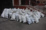 Вывоз мусора в Одессе.