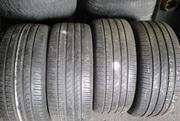 Продам комплект шин б/у лето 275/45 R20 Pirelli (2014-2015гг.)