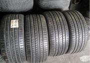 Продам комплект шин лето 275/40 R20 Pirelli (2012 г.)