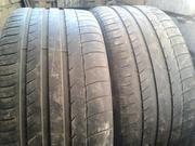 Продам пару шин б/у лето 275/35 R20 Michelin Pilot Sport