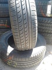 Продам пару шин б/у лето 195/65 R15 Pirelli P7