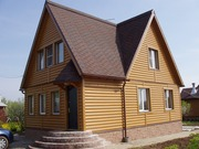 Блок хаус сосна для зовнішніх робіт Одеса