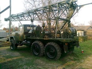Буровая установка УРБ-2, 5