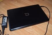 Продам хороший ноутбук Compaq presario cq62.