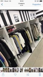 Продам мебель для магазина одежды