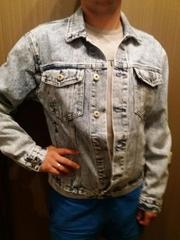Продам джинсовую куртку Forever 21