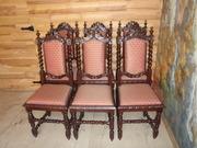 Старинные  стулья 19-20 век