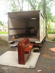 Профессиональная перевозка мебели,  квартирный,  офисный переезд. Одесса. Заказать машину для перевозки мебели,  квартирного,  офисного переезда по Одессе.Грузовые перевозки