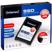 Жесткий диск 128GB Intenso Top III 2.5 (6.4cm) SATA 6Gb/s MLC