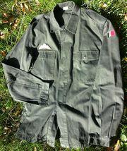 Бельгийская военная куртка парашютиста - оригинал,  1986 год