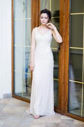 Вечернее выпускное/свадебное платье