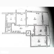 Продам 4 комнатную квартиру  Таирова