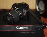 Очень срочно продам зеркальный фотоаппарат Сanon EOS Rebel SL1