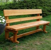 Скамейка садовая