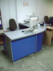 Столы офисные бу от 200 грн. в Одессе
