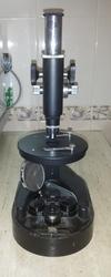 Микроскоп портативный МБУ4,  с комплектом сменных объективов,  с  чехлом