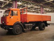 Новый грузовой автомобиль КамАЗ-43253-014-96 по стоковой цене