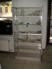 Витрины стеклянные бу в Одессе