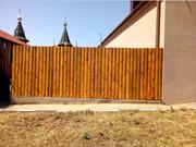Прокраска  деревянных заборов -Покраска вагонки внутри дома. Фонтанка.
