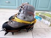Снаряжение  альпинистские горные ботинки SCARPA SUMMIT GTX