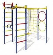 Детские спортивные площадки от производителя в Сумах.