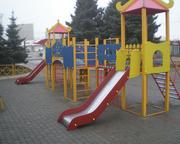 Детские игровые площадки от производителя в Сумах.
