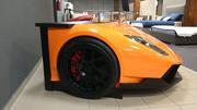 Продам Стіл у вигляді суперкара Lamborghini яскраво-помаранчевий Lambo