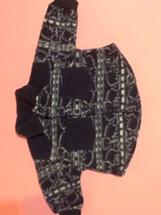 Куртка-рубашка флисовая