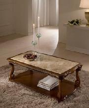 Рівне кавові столики Galimberti Для класичного інтер'єру ідеально піді