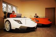 Lamborghini Murcielago: письмовий стіл в стилі автомобіля Доставка по