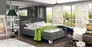 Херсон Ліжко з м'якою спинкою Frost(фрост) є центральним елементом дек