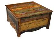 КупитьИндийские столы сделанные вручную талантливыми мастерами.  Заказ