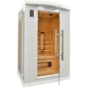Домашня інфрачервона сауна — це конструкція,  що використовує всі корис