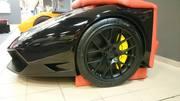 Київ Lamborghini Murcielago Любителі італійських спортивних машин – до