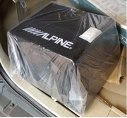 Продажа и установка активного сабвуфера Alpine в Одессе