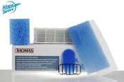 Набор фильтров для пылесосов серии TWIN,  GENIUS,  HYGIENE