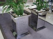 Полтава Зеркальная консоль в прихожую гостинную в стиле гламур неоклас