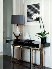 Консольный столик гламур — широкий выбор,  доступные цены. Консольный с