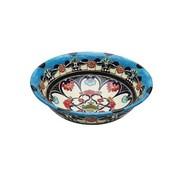 Львов Мексиканская росписная цветная сантехника чаши умывальники для в