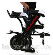 продам очень оригинальный и мощный злектровелосипед
