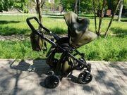 Продам коляску Anex Cross 2 в 1. Состояние идеальное.