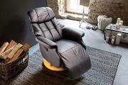 Кожаное кресло-реклайнер Relax Одесса Эргономические особенности кресл