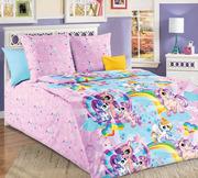 Натуральное, хлопковое постельное белье для деток