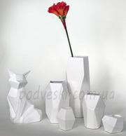 Керамические вазы,  декор,  наборы ваз дома и офиса