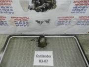 mn124811 7813A037 компрессор кондиционера mitsubishi outlande