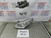 260108719R фара правая рено меган 3 разборка  Разборки Рено Меган 3