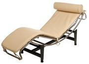 Киев Современная мебель ле корбюзье lc4 шезлонг для отдыха точная копи
