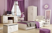 В большинстве коллекций Меблик есть по несколько видов кроватей (от де